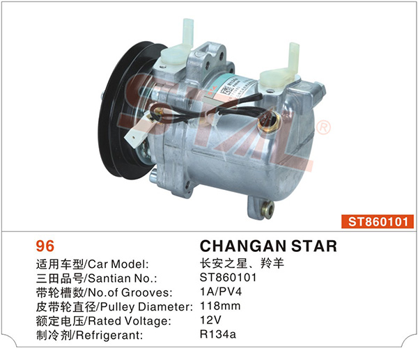 CHANGAN STAR ST860101